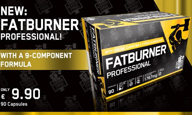 German Force Fatburner Professional