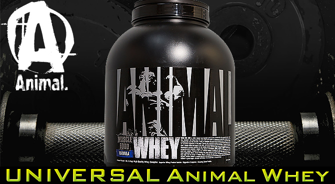 UNUVERSAL Animal Whey