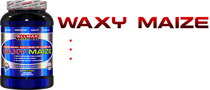AllMAX Waxy Maize 2300