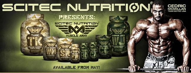 Scitec Nutrition Tank