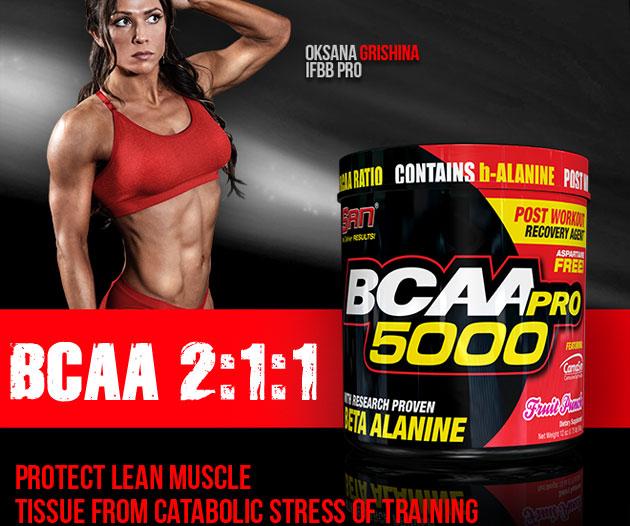 BCAA-Pro 5000