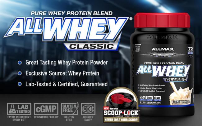 AllMax AllWhey Classic
