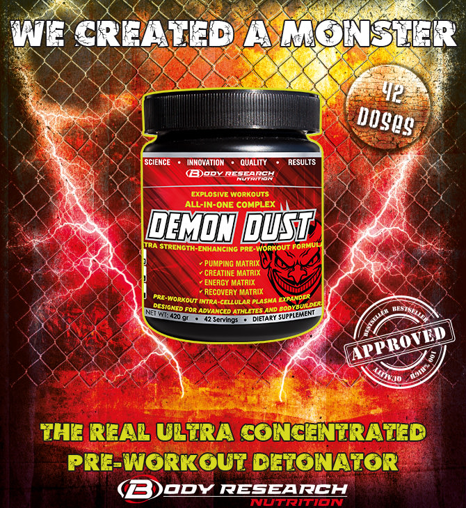 Body Research DEMON DUST