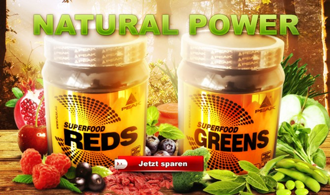 PEAK Superfood GREENS