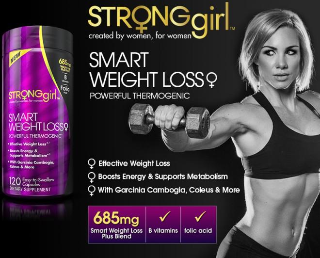 STRONGgirls Smart Weight Loss