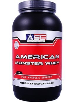 ASL AMERICAN MONSTER WHEY - УЛТРА ЧИСТ ПРОТЕИН
