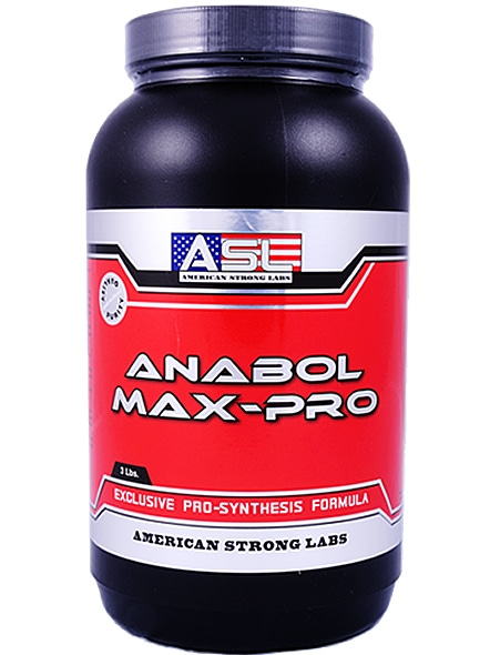 ASL Anabol Max-Pro - гейнър