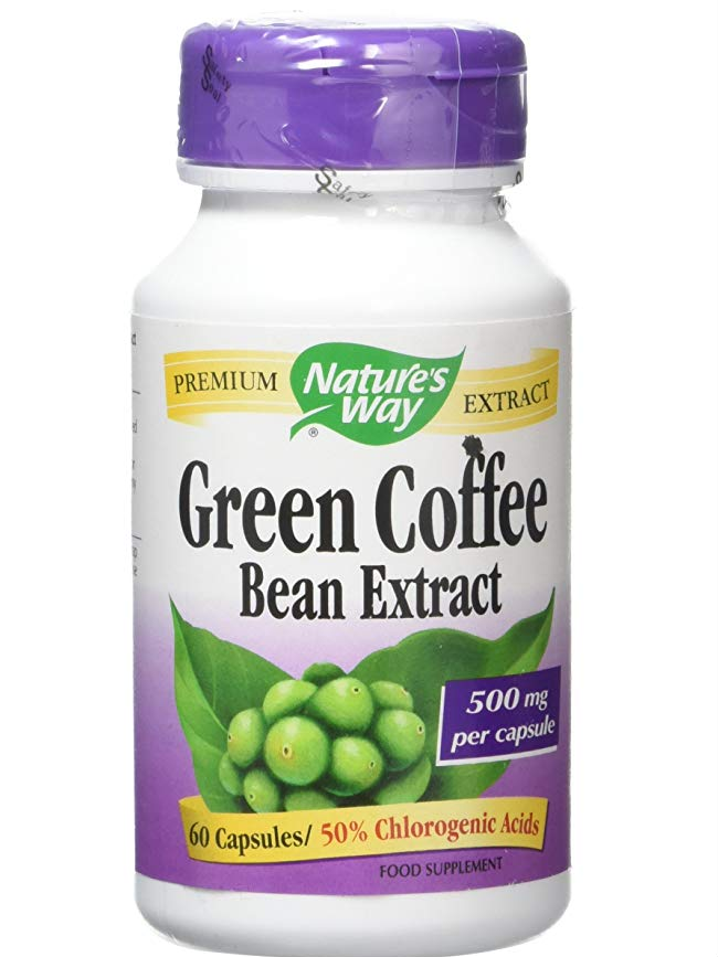 Nature's Way Green Coffee Bean