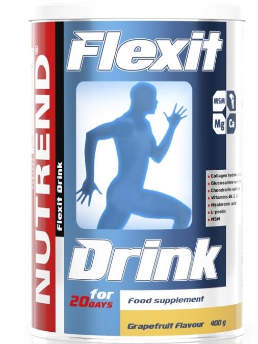 NUTREND FLEXIT DRINK - ЗАЩИТА НА СТАВИ И СУХОЖИЛИЯ