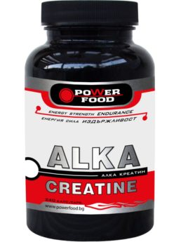 Power Food Alka Creatine