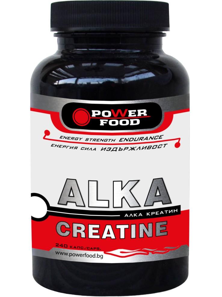 Power Food Alka Creatine