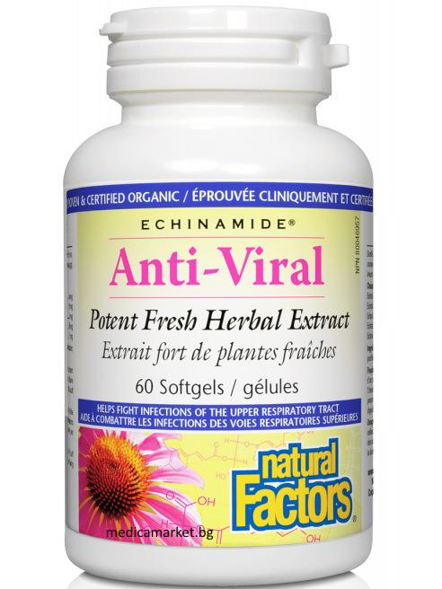 NATURAL FACTORS Anti-Viral
