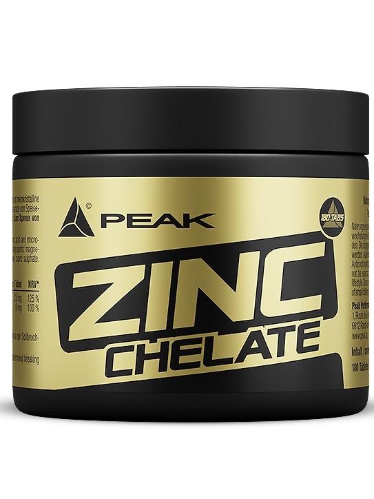 peak zinc chelate