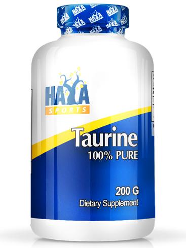 HAYA Labs Taurine 200g