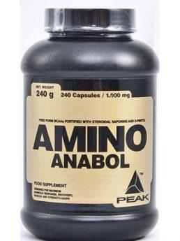 PEAK Amino Anabol