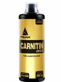 Peak Carnitin Juice