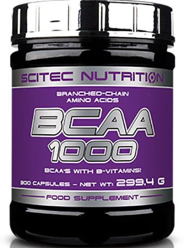 SCITEC BCAA 1000