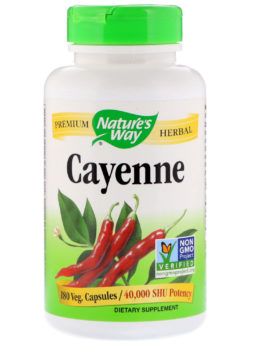Cayenne Natures Way