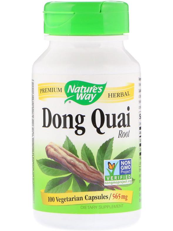 natures way dong quai