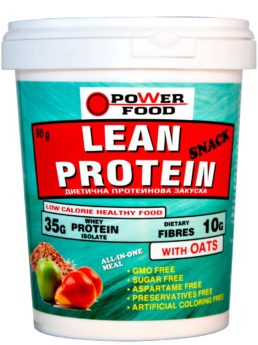 Power FOOD Lean Protein Snack