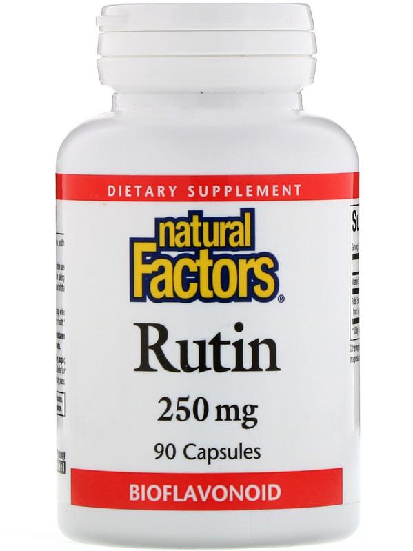 Natural Factors Rutin