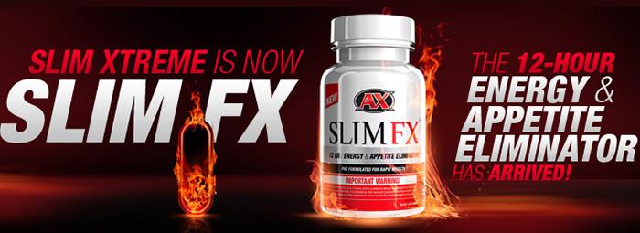 AX Slim FX - целодневен елиминатор на апетита