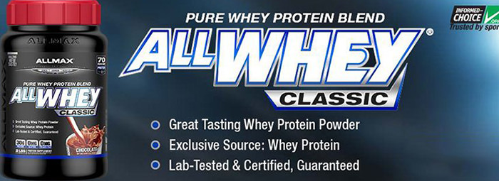 Ревю на протеина AllWhey Classic