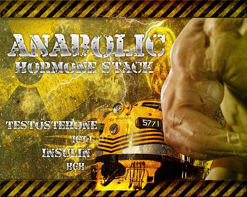 Anabolic Hormone Stack