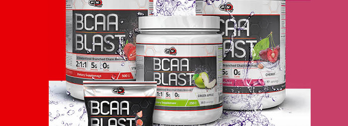 BCAA Blast - верижно разклонени аминокиселини
