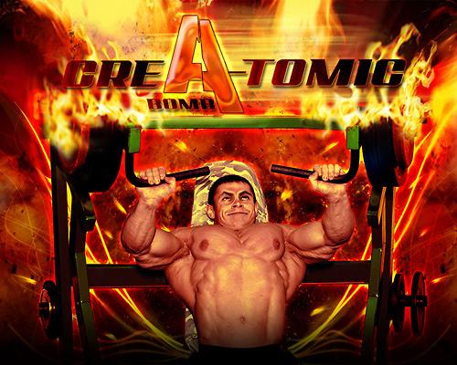 CreAtomic Bomb