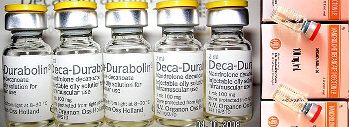 DECA-DURABOLIN - най-опасният анаболен стероид