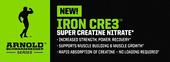 Arnold Iron Cre3 - Арнолд Шварценегер знае как