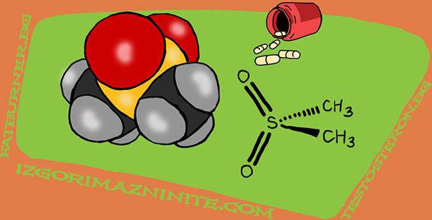 MSM (Methyl-sulphonyl-methane)