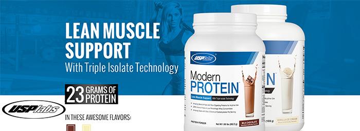 MODERN PROTEIN - модерния супер протеин