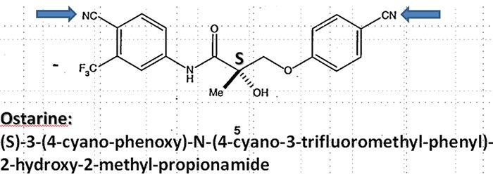 ОСТАРИН (Ostarine, MK2866, Enobosarm) - свойства и приложение