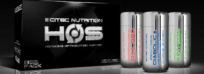 HOS (Hormone Optimization System) – тестостеронов бустер