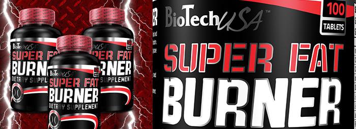 SUPER FAT BURNER - да изгорим мазнините ударно