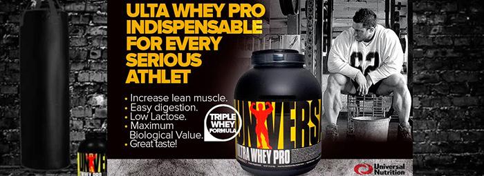 Ревю на протеин ULTRA WHEY PRO