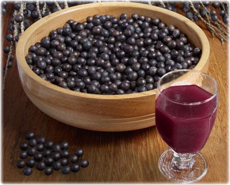 Акай бери (Acai Berry) подтиска апетита