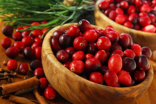 Червена боровинка и Д-маноза