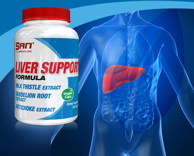 SAN Liver Support