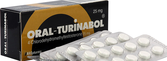 ORAL-TURINABOL - свойства и начин на прием