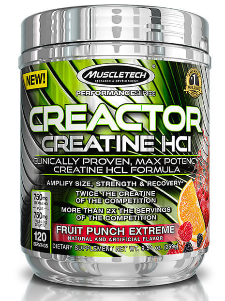 Muscletech Creactor