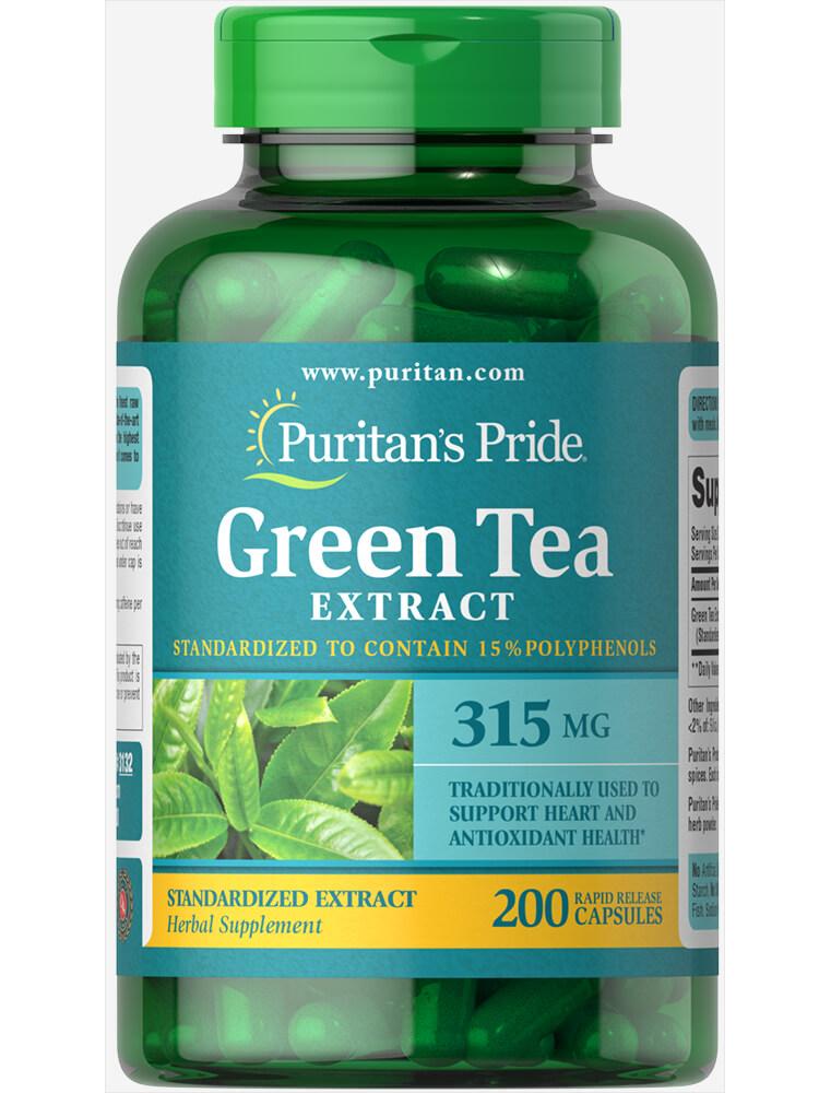 Puritan's Pride Green Tea Extract