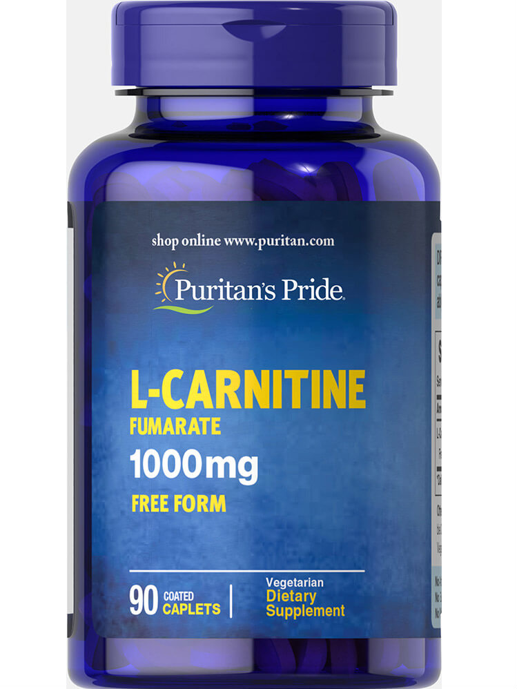 Puritan's Pride L-Carnitine Fumarate