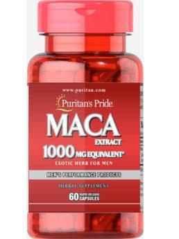 Puritan's Pride Maca Extract