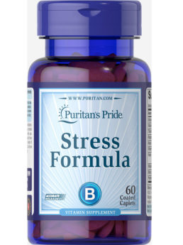 Puritan's Pride Stress Formula