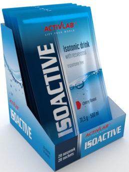ActivLab IsoActive - 20 сашета
