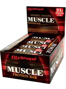 Fit & Shape MUSCLE PROTEIN BAR