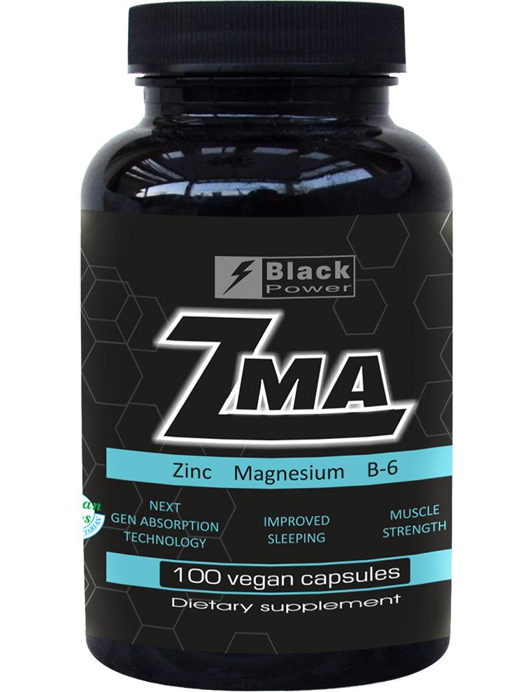 Black Power ZMA